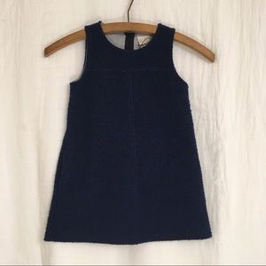 Zara Girl's tweed dress 5/6